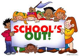 school ending